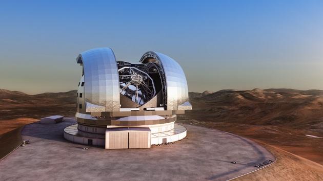 L'Extremely Large Telescope (ELT)