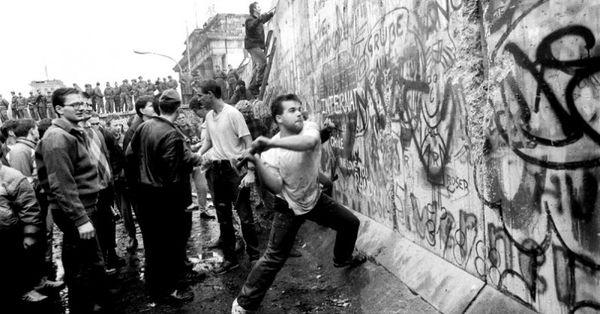 Caduta del muro di Berlino, 29 anni fa