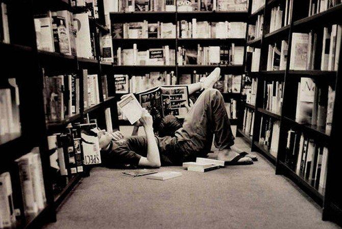 Deliri da lettrice #9: a cosa serve leggere?