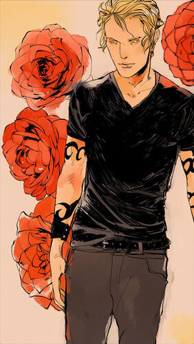 Jace Shadowhunters personaggi