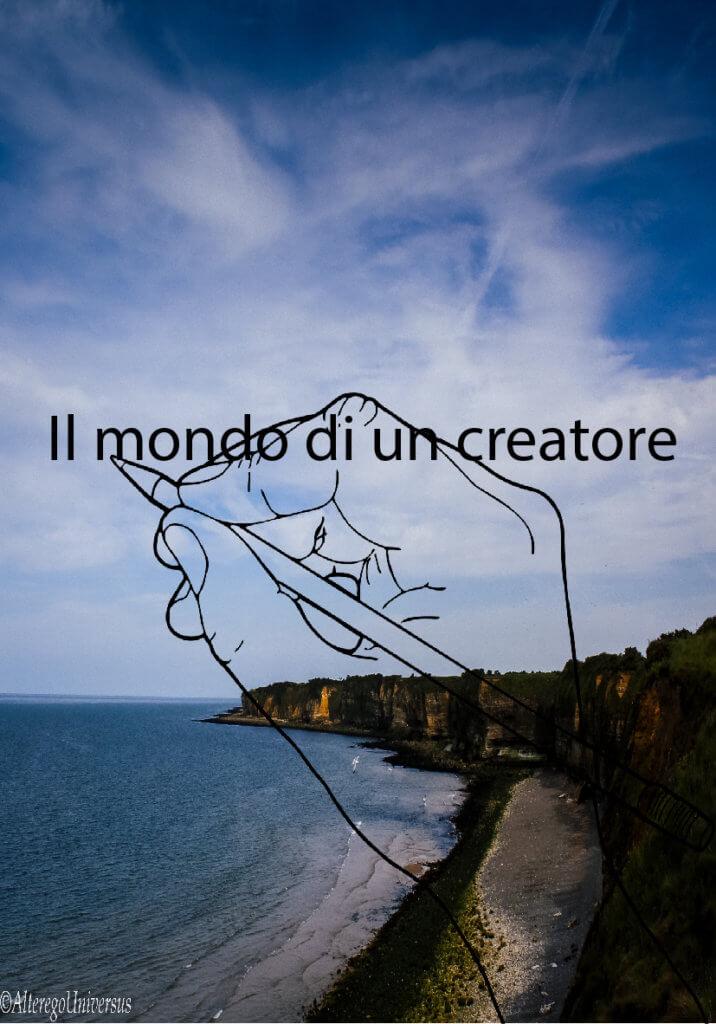 racconto il mondo di un creatore